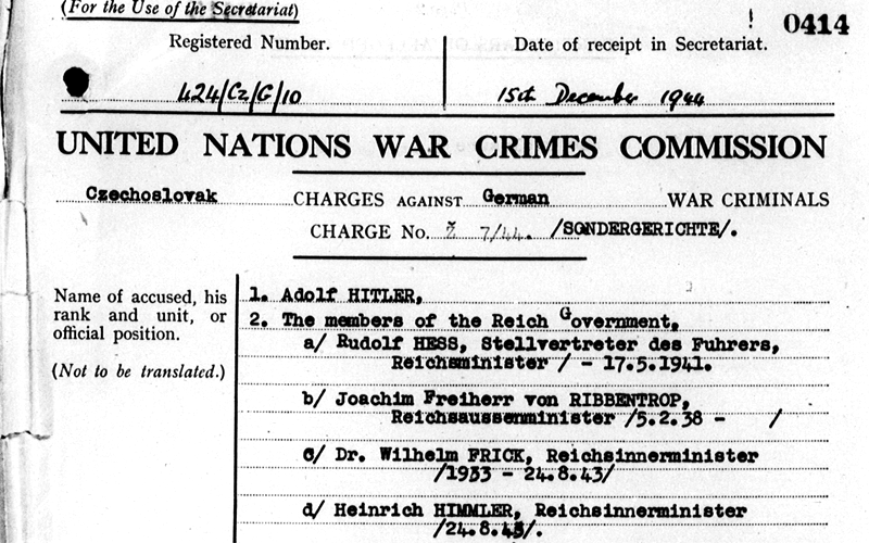 the nuremberg trials and rwandan genocide the effects of the crime of genocide on human rights History of nuremberg trials essay examples  the nuremberg trials and rwandan genocide: the effects of the crime of genocide on human rights.